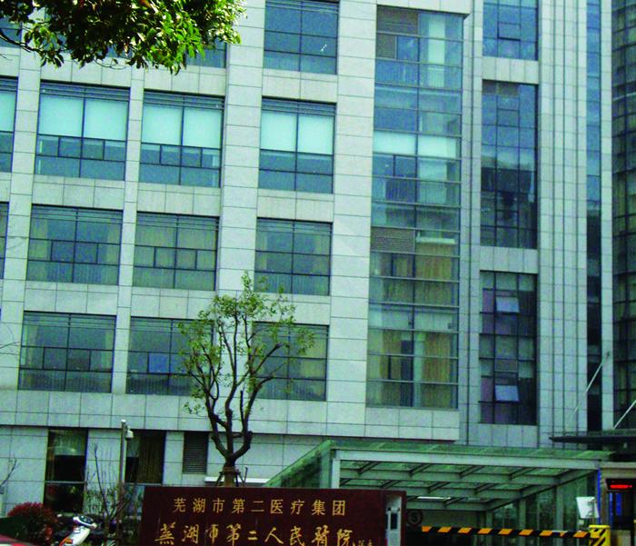 芜湖市第二人民法院