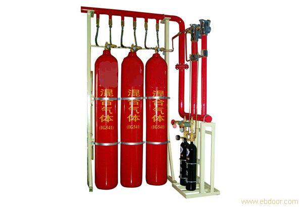 IG541混合气体系统